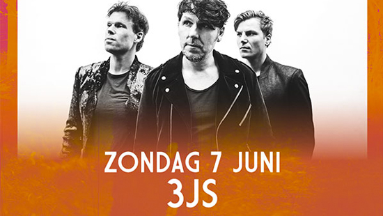 Bus naar 3JS Live at Amsterdamse Bos