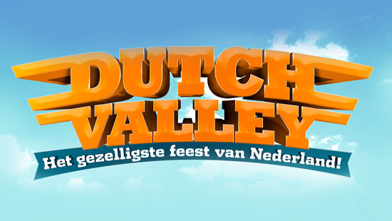Bus naar Dutch Valley