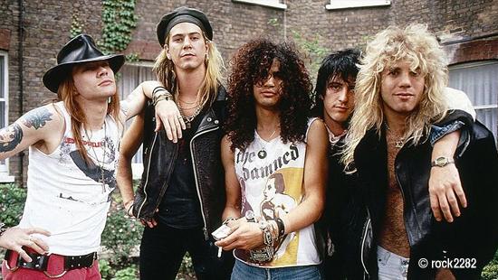 Concertvervoer naar Guns n' Roses