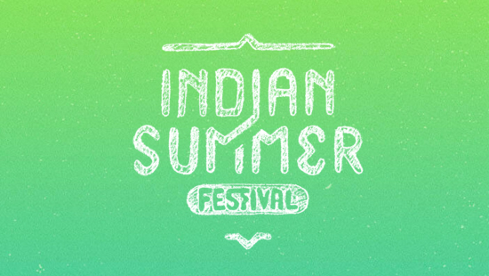 Bus naar Indian Summer Festival