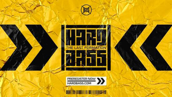 Busreis naar Hard Bass 2019 in Gelredome