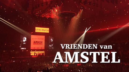 Busvervoer naar Vrienden van Amstel 2019 in Ahoy Rotterdam