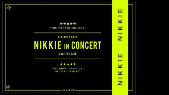 Concertvervoer naar Nikkie in Concert