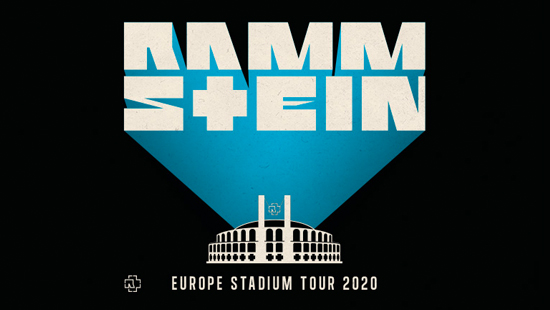 Bus naar Rammstein - Europe Stadium Tour