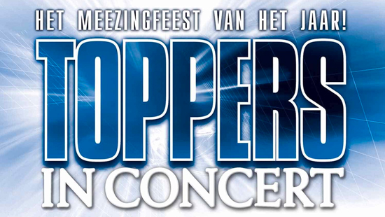 Bus naar Toppers in Concert 2021 Christmas Party of the Year