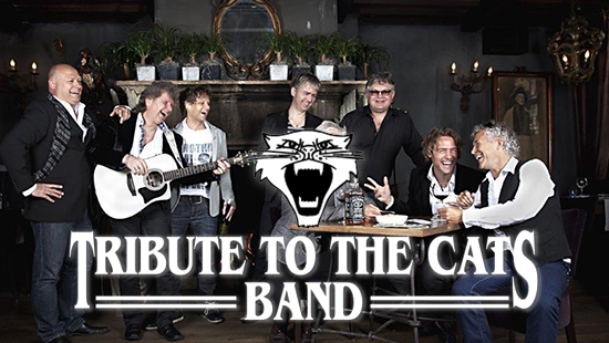 Busreis naar Tribute to the Cats Band in De Bonte Koe