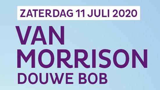 Busvervoer naar Van Morrison in Paleis Soestdijk