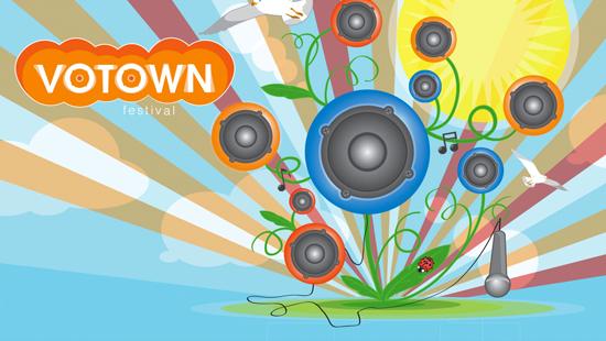 Concertvervoer naar Votown Festival